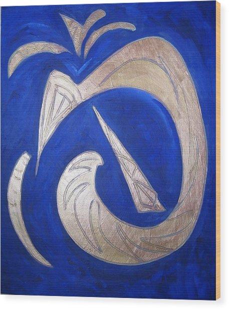 Pomme D'or Wood Print by Rashne Baetz