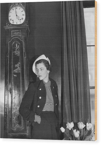 Portrait Of Jacqueline De Croisset By Horst P Horst