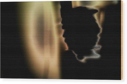 Presence 3 Wood Print