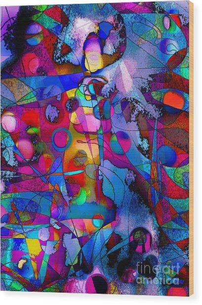 Prism K.w.two Wood Print