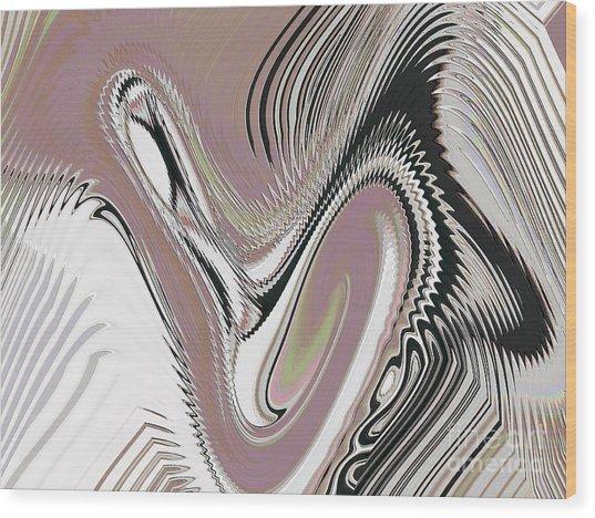 Purgatorio 5 Wood Print