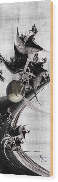 Pv-02 Wood Print