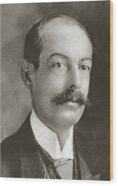 Ram�n Maximiliano Vald�s (1867-1918) Wood Print by Granger