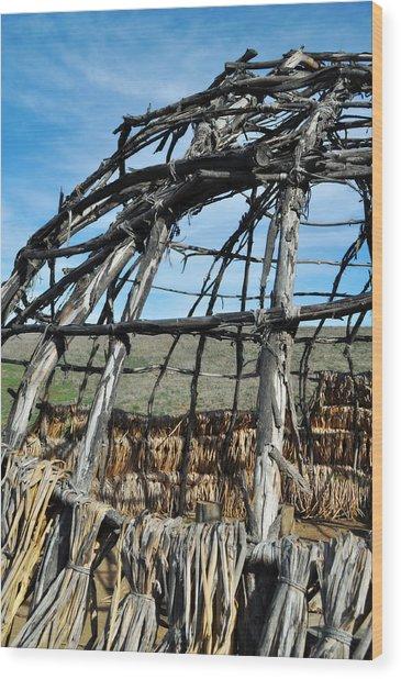 Rancho Sierra Vista Satwiwa Chumash Ap Home Wood Print