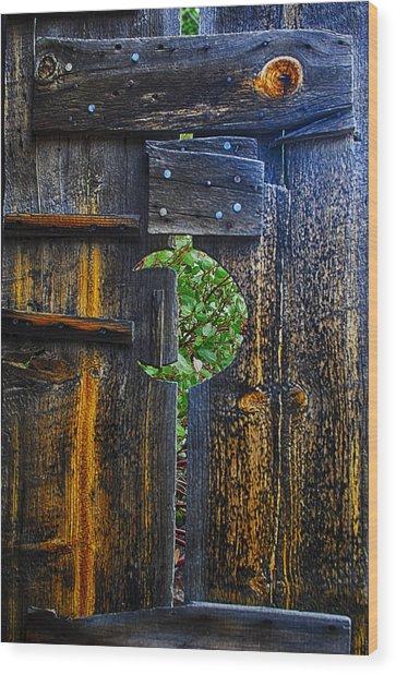 Relief Wood Print