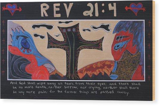 Rev 21  4 Wood Print