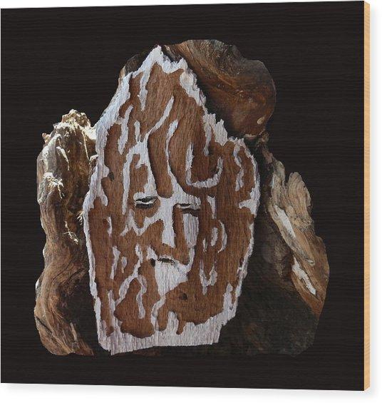 Revealed Wood Print