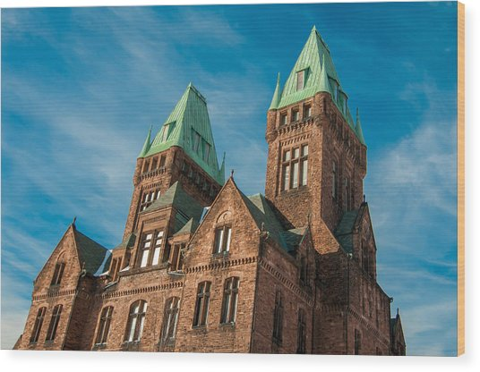 Richardson Complex 3d21972 Wood Print