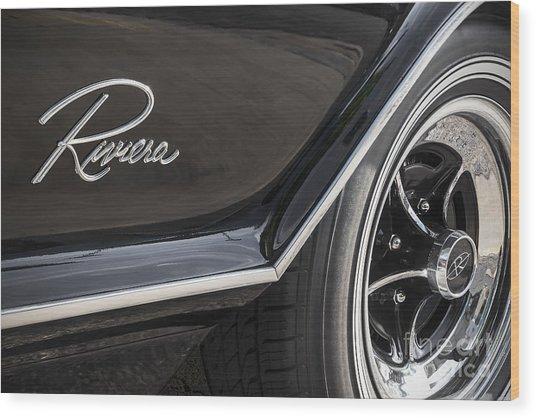 Riviera Wood Print