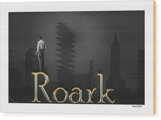 Roark Wood Print