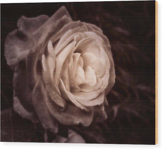 Romantica Wood Print