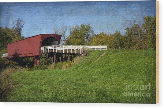Roseman Bridge Wood Print