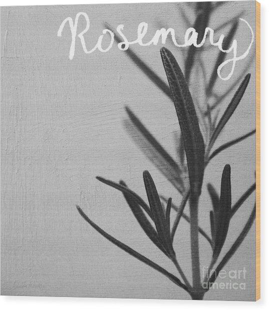 Rosemary Wood Print