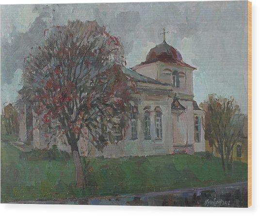 Rowan Wood Print