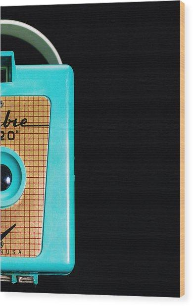 Sabre 620 Camera Wood Print