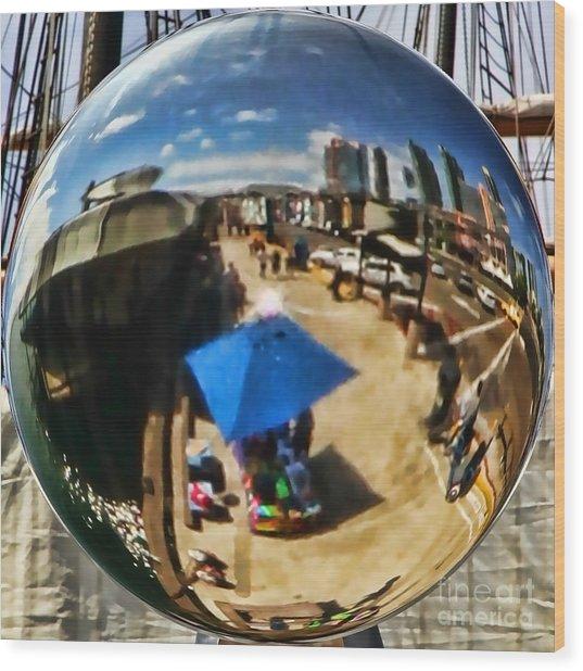 San Diego Round Up By Diana Sainz Wood Print