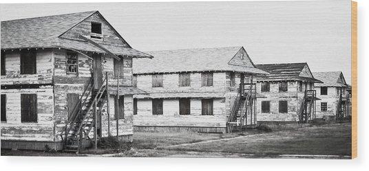 Sandy Hook New Jersey Wood Print