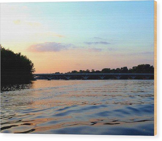 Scenic Minnesota 3 Wood Print