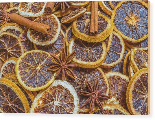 Scent Wood Print