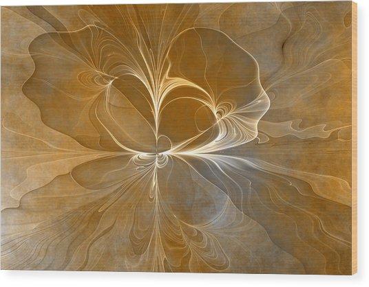 Series Patina Style 3 Wood Print