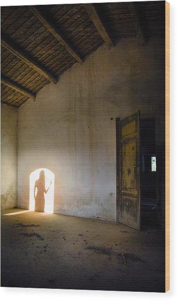 Shadows Reborn - Vanity Wood Print