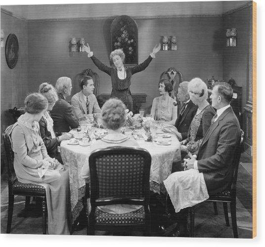 Silent Film Still Woman By Granger: Silent Film Still: So Big, 1924 Photograph By Granger