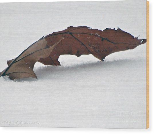 Simple Wood Print