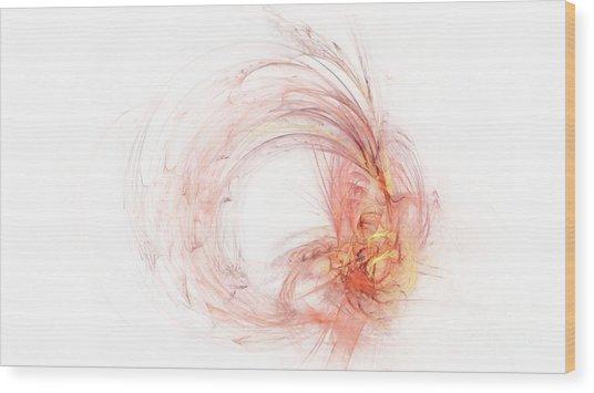 Snap Bang Wood Print by Mark Bowden