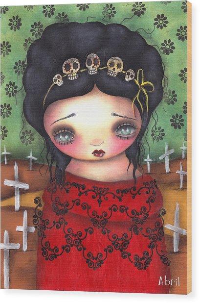 Soledad Wood Print