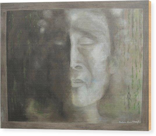 Sorrow Wood Print