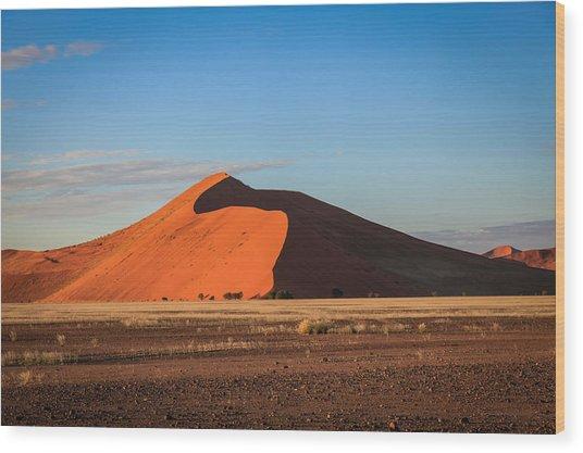Sossusvlei Dune 45 Wood Print