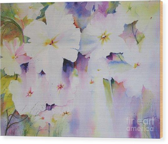 Spring Spirit Wood Print