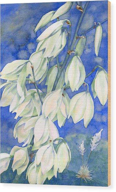 Springtime Splendor Wood Print