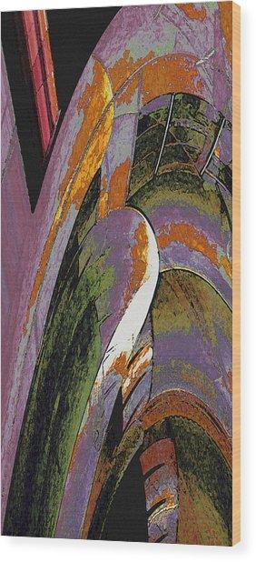 Spruce Goose Wood Print