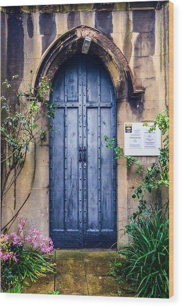 St. Mary De Lode Church Wood Print by Paul Tully