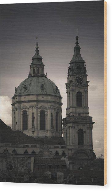 St. Nicholas Church Wood Print