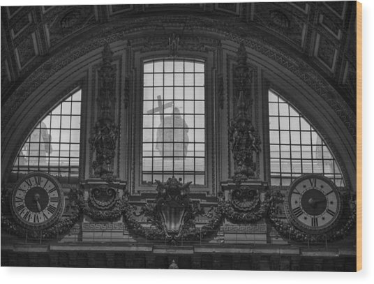St Peter's Basilica In Vatican Wood Print