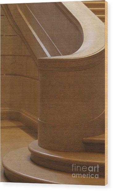 Stairs 11 Wood Print