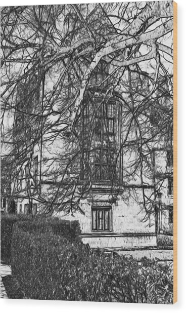 Stamford Uk 7 Wood Print by Yury Malkov