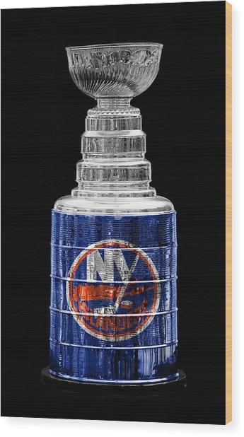 Stanley Cup 10 Wood Print