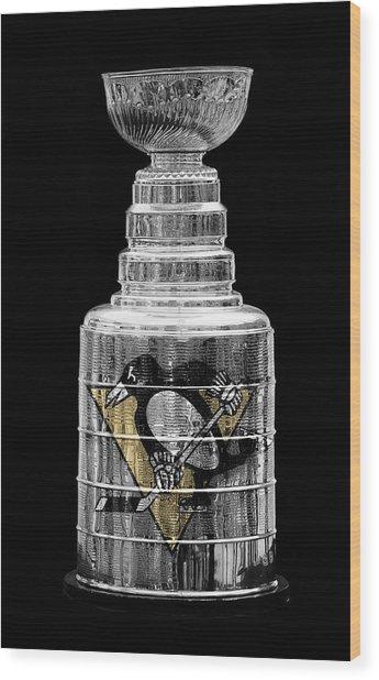 Stanley Cup 8 Wood Print