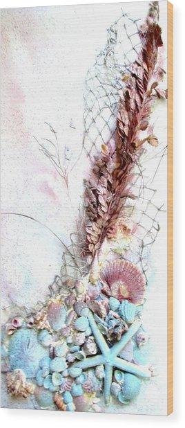 Starfish Is The Star Wood Print
