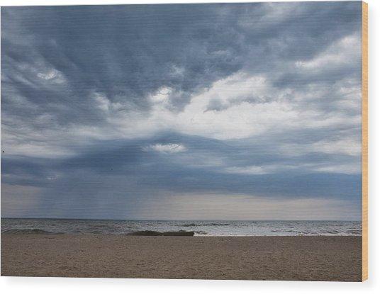 Storm Clouds Wood Print by Nikki Watson    McInnes