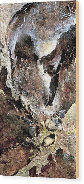 Subterranean Wood Print