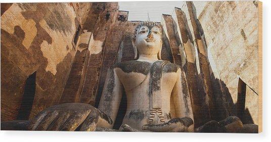 Sukhothai Wood Print