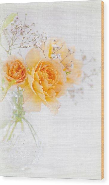 Summer Grace Wood Print