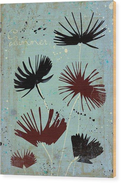 Summer Joy - 91bb Wood Print