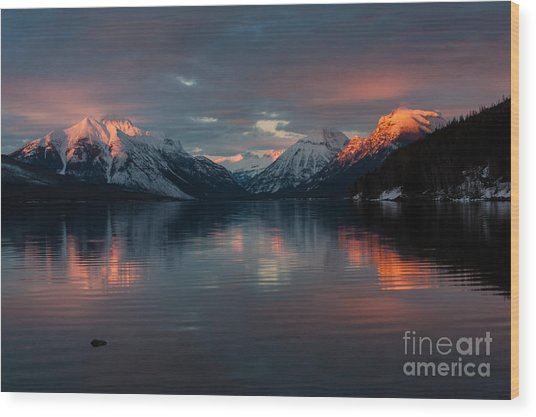 Wood Print featuring the photograph Sun Kissed 3 by Katie LaSalle-Lowery