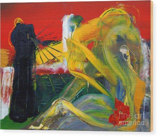 Suzanne's Dream IIi Wood Print