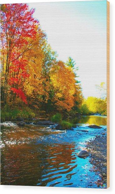 Sweet Serenity Wood Print